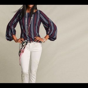 Cabi Flag Blouse